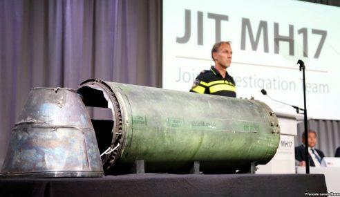 Belanda, Rusia Bincang Kes Pesawat MH17