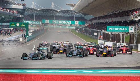 Mahathir Harap F1 Akan Kembali Ke Malaysia