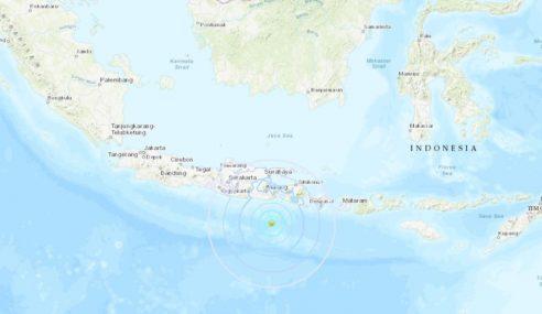Gempa Bumi Sederhana Gegar Malang, Jawa Selatan