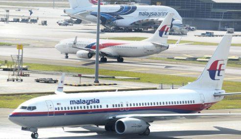 Malaysia Airlines Tawar Diskaun Menerusi Travelganza