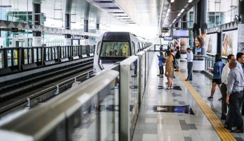 Pasukan Khas Ditempatkan Di 6 Stesen MRT