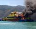 Feri Terbakar: Semua Penumpang Berjaya Diselamatkan