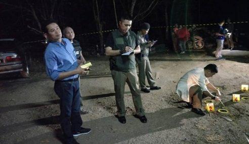 Rakyat Malaysia Maut Ditembak Di Sungai Golok