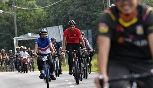 Tempat Pelancongan Basikal 'Gula-Gula' PRK Semenyih