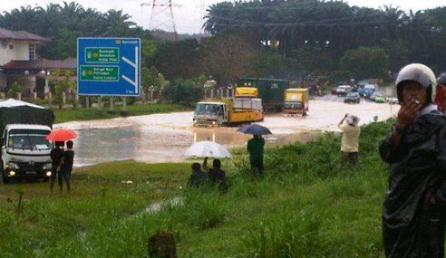 Penduduk Semenyih Mahu Masalah Banjir Ditangani