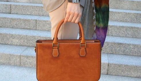 Wanita Mahu Beg Tangan Diperbuat Daripada Kulit Kaki