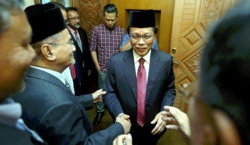 Warisan Tidak Boleh Larang Bersatu Masuk Sabah