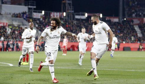 Jaringan Benzema Bawa Real Madrid Ke Separuh Akhir