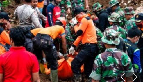 Lebih 60 Orang Dikhuatiri Tertimbus Di Tapak Lombong Emas Haram Di Sulawesi
