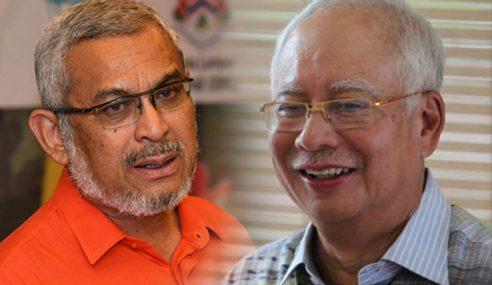 Najib Dakwa Khalid Berbohong Tentang AES