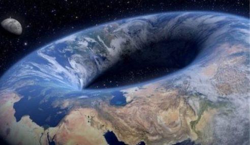 Bumi Berbentuk Seperti Donat Gergasi?
