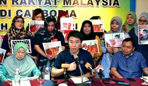 Bapa MP Julau Nafi Terbabit Sindiket Kerja Kemboja