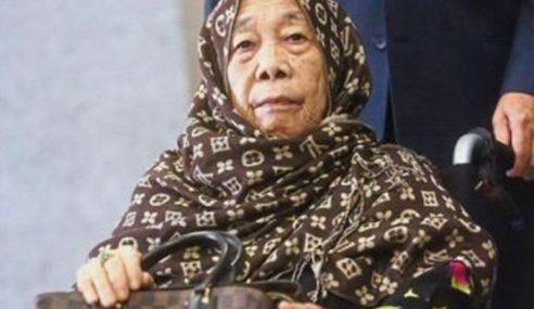 Ibu Jamaluddin Jarjis Saman 2 Cucu Isu Harta Pusaka