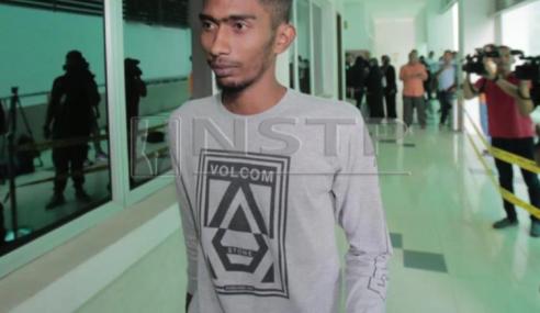 Seseorang Seolah-Olah Dipukul Dan Ditendang – Saksi