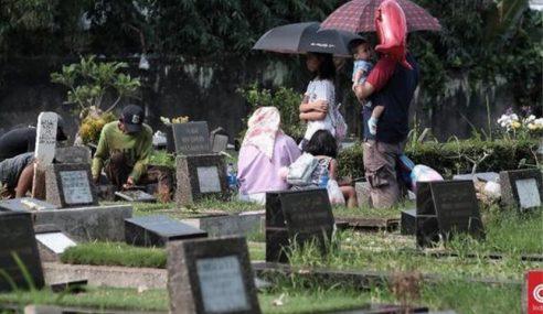 Kecoh Mayat Non-Muslim Ditanam Di Perkuburan Islam