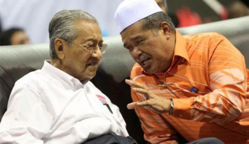 Mat Sabu Tolak Spekulasi Komplot Gulingkan Mahathir