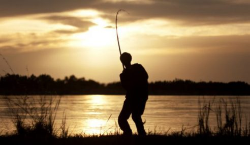 Hilang Ketika Menangkap Ikan Di Sungai Segaliud