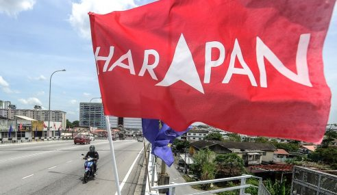 Game Over Pakatan Harapan