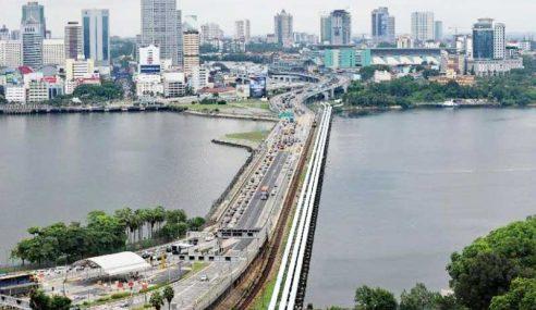 Cadangan Laluan Khas Pejalan Kaki Di Tambak Johor
