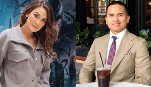 Luna Nafi Hubungan Istimewa Dengan SM Faisal