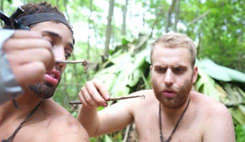 2 Pelajar Britain Tinggal 3 Minggu Di Hutan Pahang