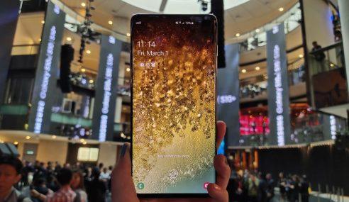Samsung Perkenal Galaxy S10 Ke Pasaran Tempatan