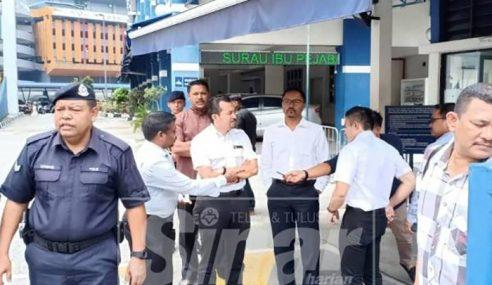 UMNO, PAS, MCA, MIC Lapor Polis Terhadap Guan Eng
