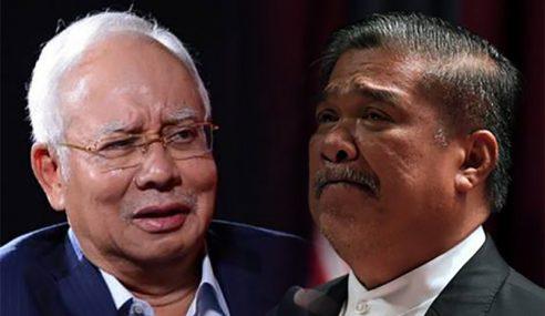 Najib Dakwa Mat Sabu Tak Mahu Mengalah