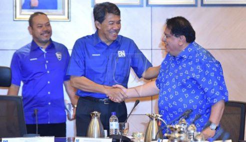 Tengku Adnan Kekal Setiausaha Agung BN