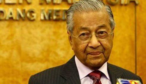 Sudah Ada Pihak Berminat Beli MAS, Kata Mahathir