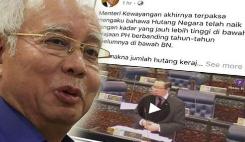Guan Eng Tak Berani Jawab Soalan Dengan Betul – Najib