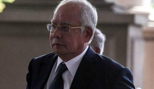 Saman Najib: Bekas Ketua JSJ Tarik Balik Rayuan