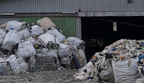 51 Kilang Plastik Haram Masih Beroperasi Di Selangor