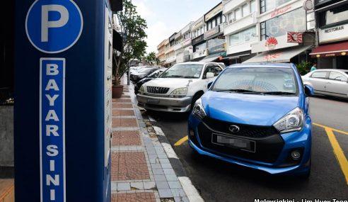Caj Parkir Di Shah Alam Naik 50% Kerana Diurus Swasta