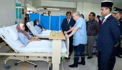 Sultan Johor Titah MB Tubuh Jawatankuasa Khas