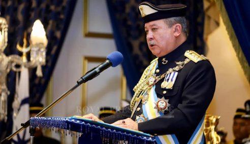 """""""Saya Mahukan Laporan Segera"""" – Sultan Johor"""