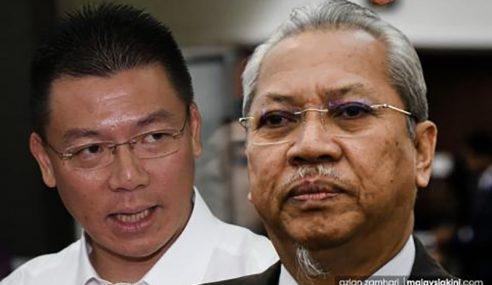 UMNO Ambil Tindakan Undang-Undang Terhadap Kor Ming