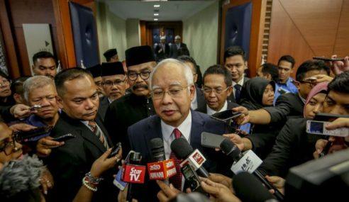 Najib Bantah Jual, Tutup Malaysia Airlines