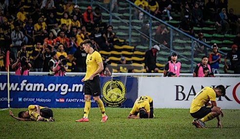Piala AFC B-23: Malaysia Sah Tidak Layak