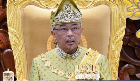 Al-Sultan Abdullah Dimasyhurkan Canselor UiTM