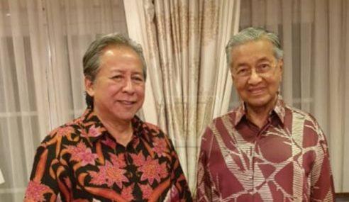 Anifah Minta Mahathir Tunaikan Janji Di Sabah