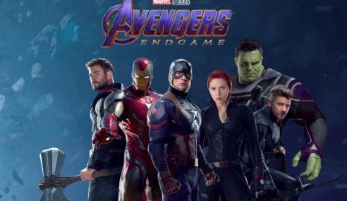 Jalan Cerita Filem Avengers: Endgame Bocor