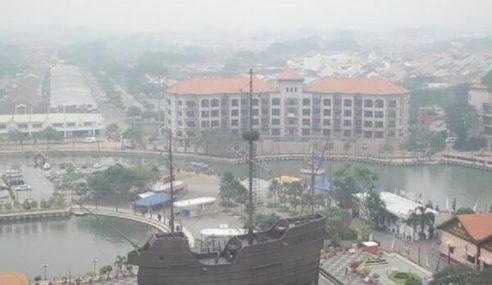 4 Kawasan Di Pahang, Melaka Catat IPU Tidak Sihat