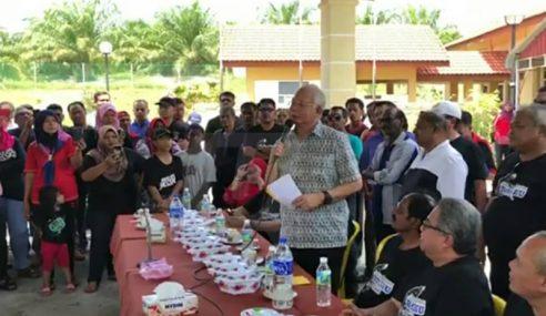 Najib Janji Perjuang Nasib Penduduk Felcra Rompin