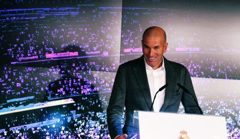 Zidane Mahu 5 Pemain Baharu