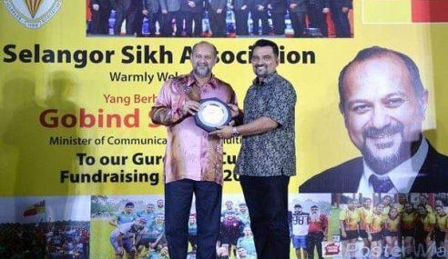 Pusat Sukan Khusus Untuk Kaum Sikh Bakal Dibina