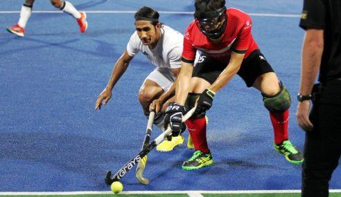 Malaysia Gagal Ke Final Hoki Piala Sultan Azlan Shah