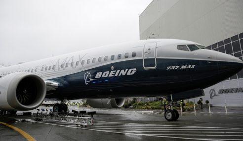 Indonesia Gantung Sementara Boeing 737 Max 8