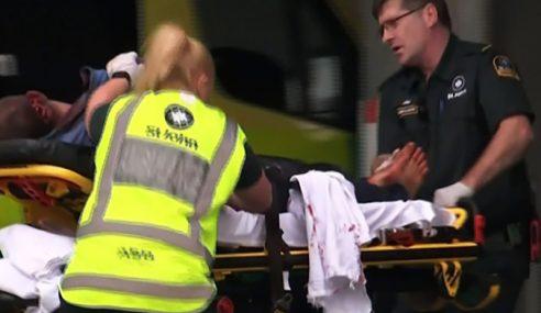 Insiden Christchurch: 2 Rakyat Malaysia Cedera
