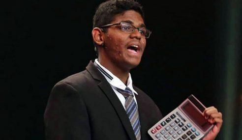 'Manusia Kalkulator' Kejutkan Juri Asia's Got Talent
